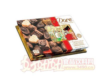 皇家�L味巧克力235g