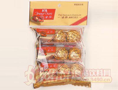 金莎榛果巧克力108g