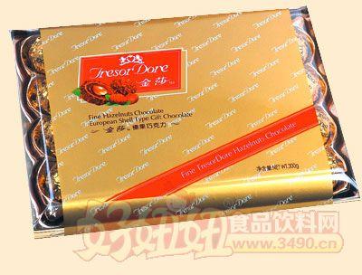 金莎榛果巧克力300g