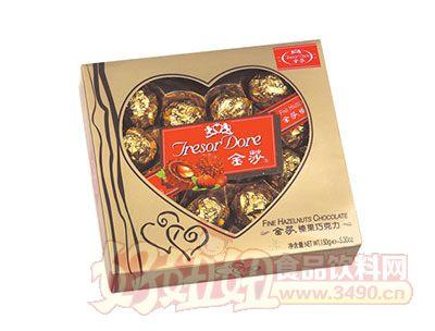 金莎榛果巧克力150g