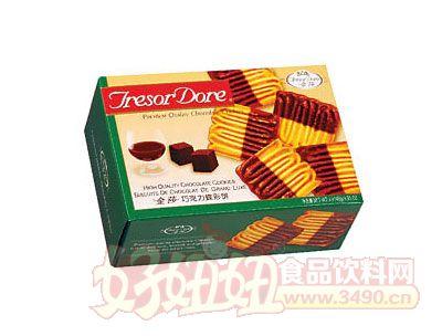 金莎巧克力蝶形饼140g