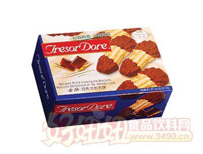 金莎巧克力长舌饼140g