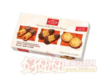 金莎巧克力薄饼160g