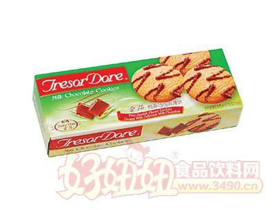 金莎醇香巧克力薄饼135g