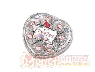 雪莎榛子椰蓉巧克力88g