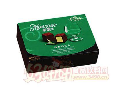 蒙露�z抹茶巧克力30g