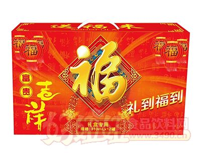 富贵吉祥椰子汁礼盒专用310ml×12罐