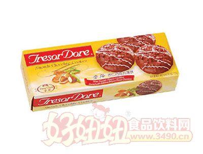 金莎杏仁巧克力薄饼135g