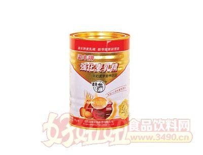 梁丰强化麦乳精400g