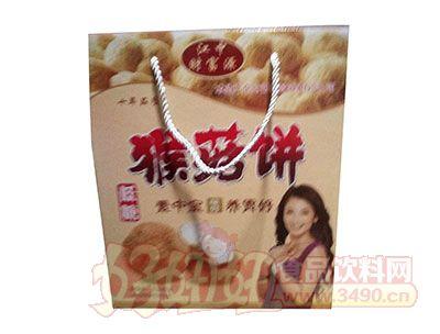 江中财富源低糖猴菇饼礼盒