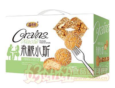 谷多滋杂粮小斯核桃味1.75kg礼盒