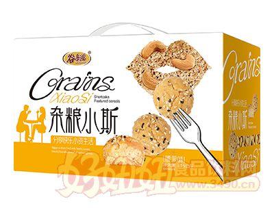 谷多滋杂粮小斯腰果味1.75kg礼盒
