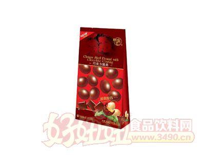 梁丰巧克力脆果150g