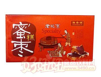 范芙瑞老北京蜜枣糕