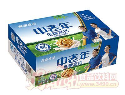领露中老年低糖高钙植物蛋白饮品箱