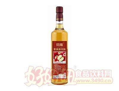 钧海苹果醋饮料650ml