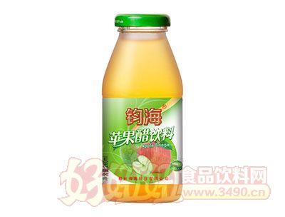 钧海苹果醋饮料260ml