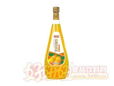 钧海芒果汁饮料1.5L