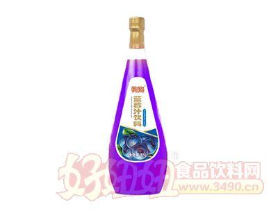 钧海蓝莓汁饮料1.5L