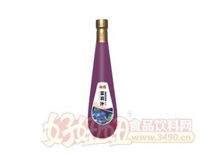 钧海蓝莓汁饮料