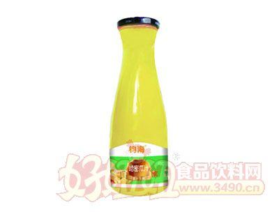 钧海哈密瓜汁1L