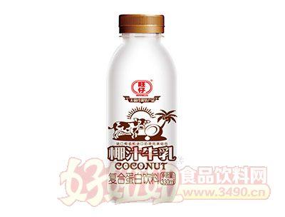 旺仔椰汁牛乳330ml