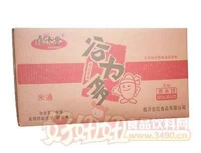 鑫米客谷力多米通原味香米饼