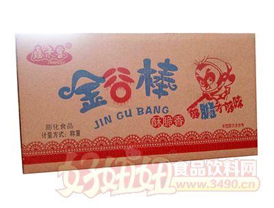 鑫米客金谷棒酥脆香膨化食品