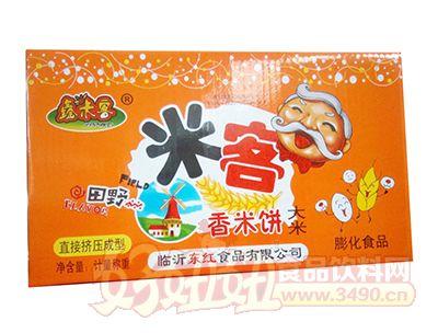 鑫米客大米香米饼