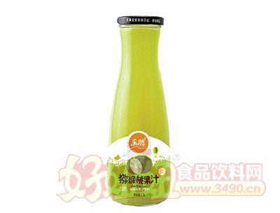 乐然猕猴谈果汁1.5l
