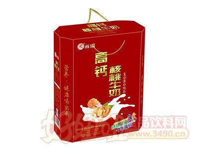 雨瑞高钙核桃牛奶复合蛋白饮品礼盒