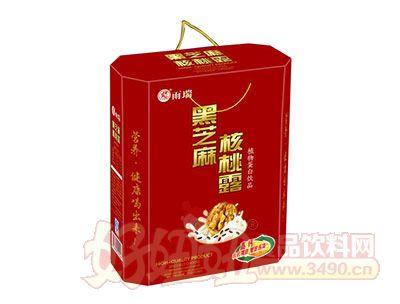 雨瑞黑芝麻核桃露植物蛋白饮品礼盒