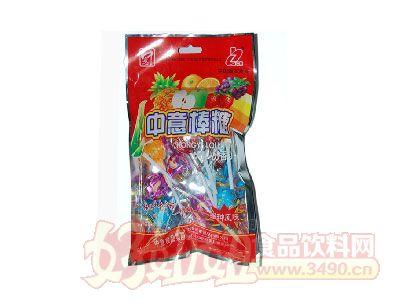 中意棒棒糖128克