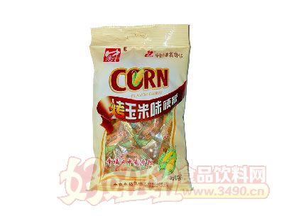 中意烤玉米硬糖108克