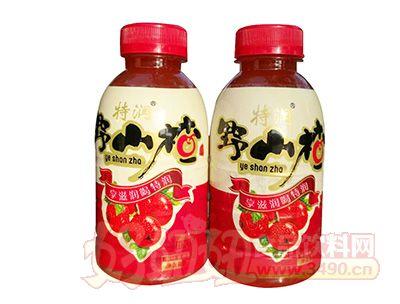 特润野山楂果汁果肉饮料380MLx15瓶