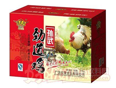 孙武府劲道鸡3.6kg