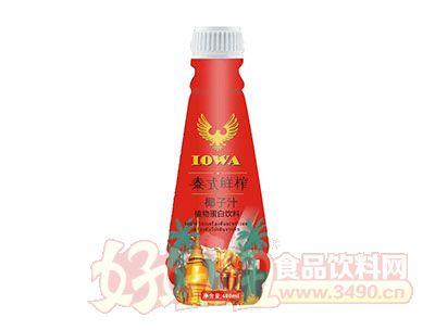 泰式鲜榨椰子汁1L喜庆装
