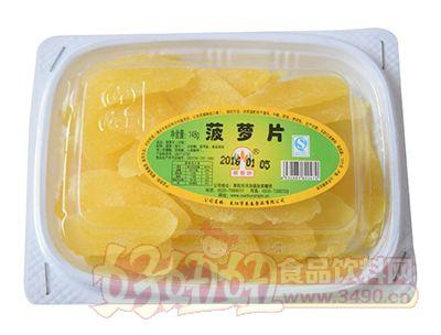 蔡春牌菠萝片148g