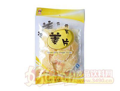 蔡春牌开胃姜片240g