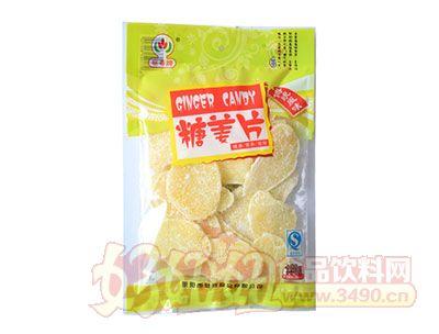蔡春牌糖姜片150g