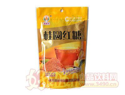 蔡春牌桂圆红糖350g