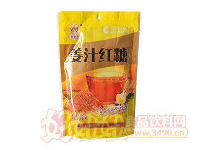 蔡春牌姜汁红糖350g