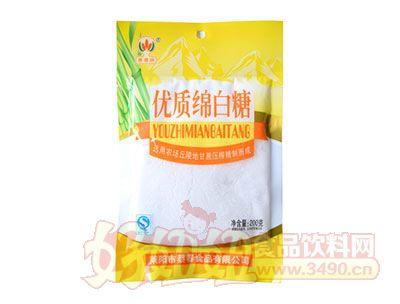 蔡春牌优质绵白糖200g