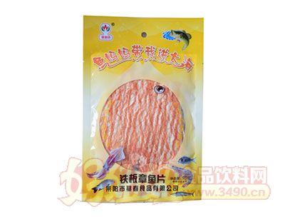 蔡春牌铁板章鱼片50g