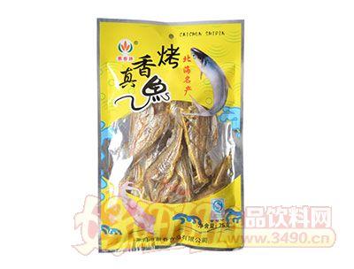 蔡春牌真香烤鱼75g