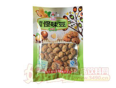 蔡春牌尚品怪味豆花生130g