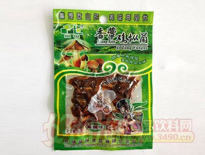 品世香蕈鸡枞菌16g