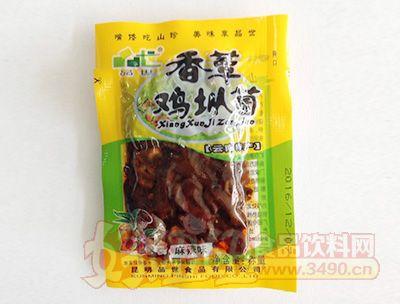 品世香蕈鸡枞菌麻辣味