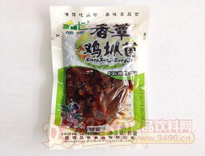 品世香蕈鸡枞菌烧烤味