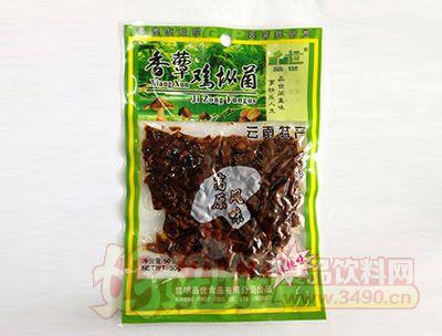 品世香蕈鸡枞菌麻辣50g